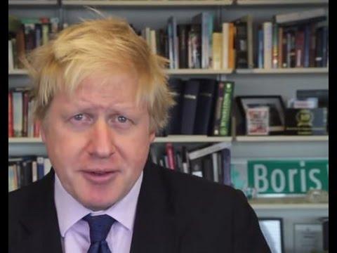 London Mayor Boris Johnson on Birkbeck's 3-year evening study model