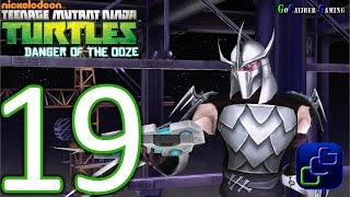Teenage Mutant Ninja Turtles: Danger Of The Ooze Walkthrough - Part 19 - The Shredder and Ending
