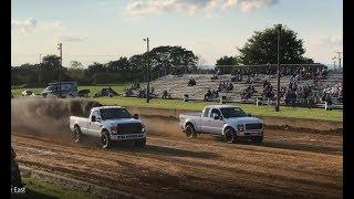Beast of the East diesel dirt drags September 2018