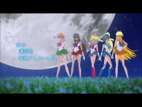 Sailor Moon Crystal Opening 2 (Karaoke)