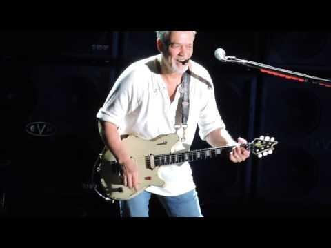 Van Halen Eruption, You Really Got Me Live Hollywood Bowl