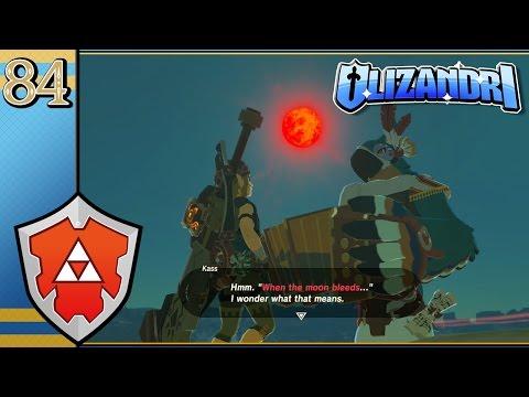 The Legend Of Zelda: Breath Of The Wild - Under A Red Moon, Tabantha Shrine Trio - Episode 84