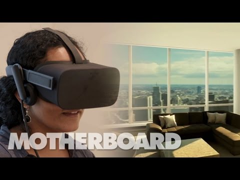 Using Virtual Reality to Buy Multimillion Dollar Real Estate