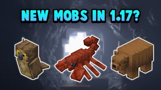 1.17 Is Bringing NEW MOBS, What Will They Be?