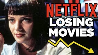 Why Netflix Are Ditching Movies