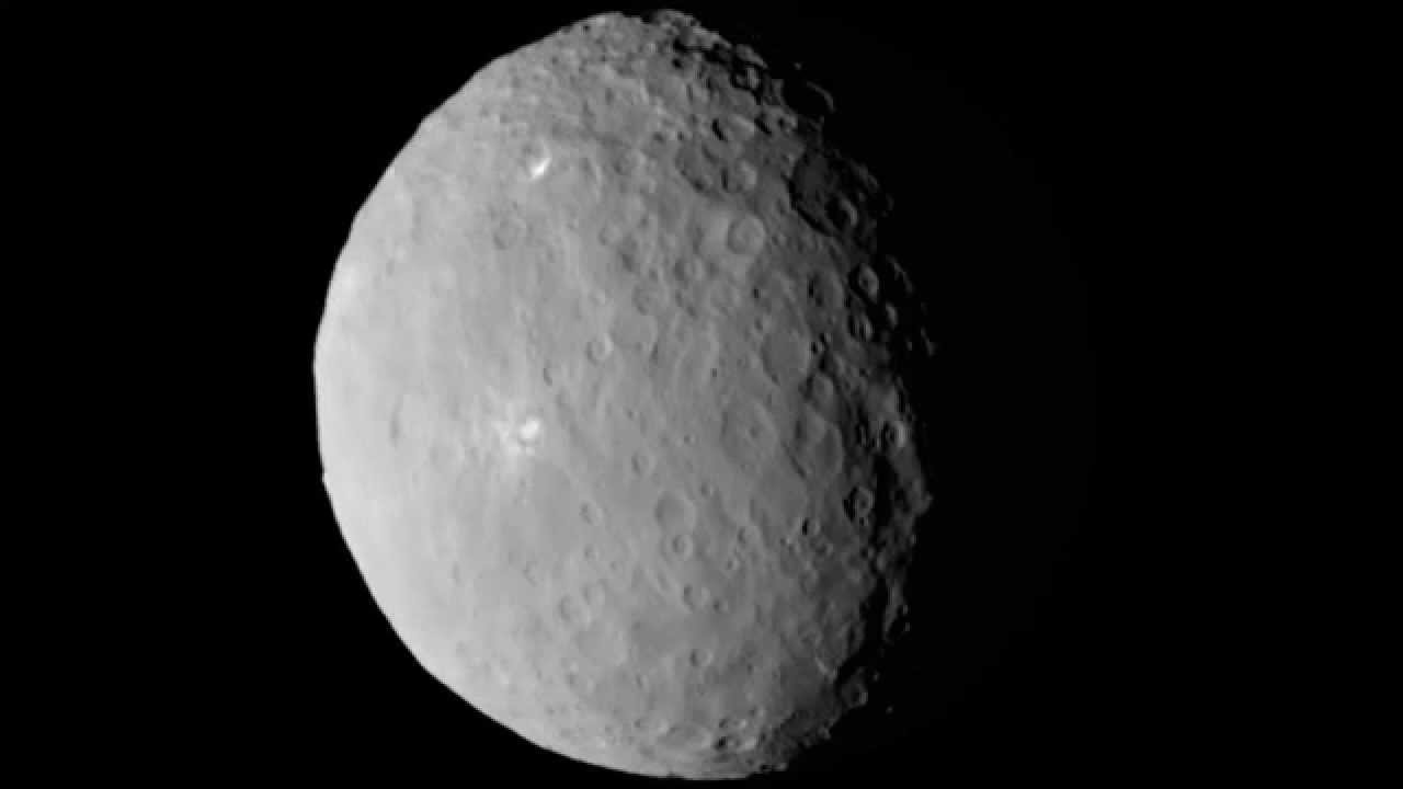 Dawn Nears Ceres
