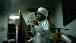 Puisi Maulid Al Malik - Salam Atas Baginda