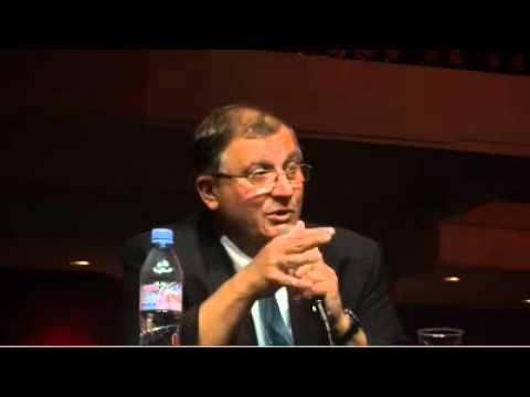 GILLES-ERIC SERALINI AU COLLOQUE DE RECHERCHES SUR LE VIVANT 2011