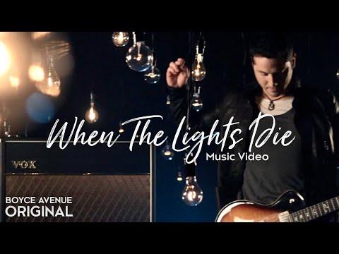 Music video Boyce Avenue - When the Lights Die