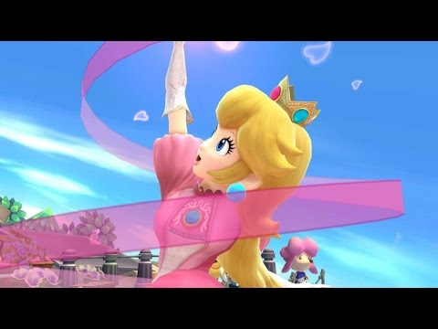 10 Minutes of Peach! (Character Highlights)