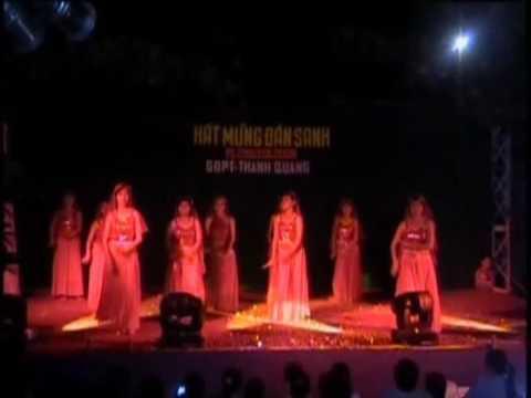 GDPT ThanhQuang Múa Ấn Độ