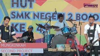 Second Project - Mungkinkah (Cover Stingky Pop Punk Version) [Live Bojonegoro]