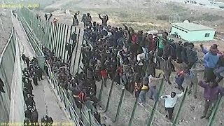 Африканцы осаждают границы Европы (новости)