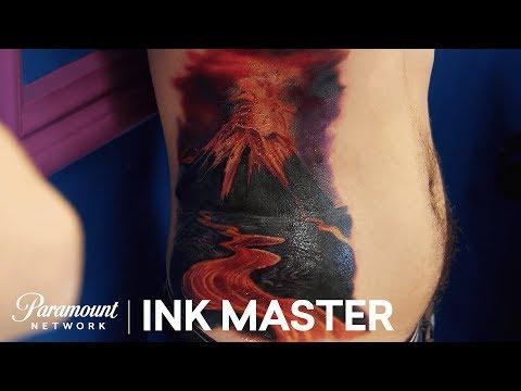 Natural Disasters: Elimination Tattoo | Ink Master: Shop Wars (Season 9)