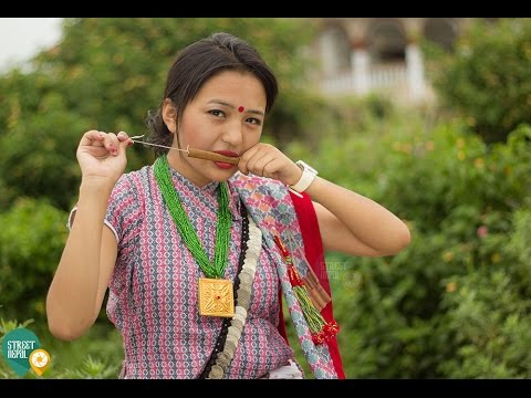 Nepal Lets Speak Tibeto-Burman Kiranti Language - Khaling Rai Song Nwam Khung