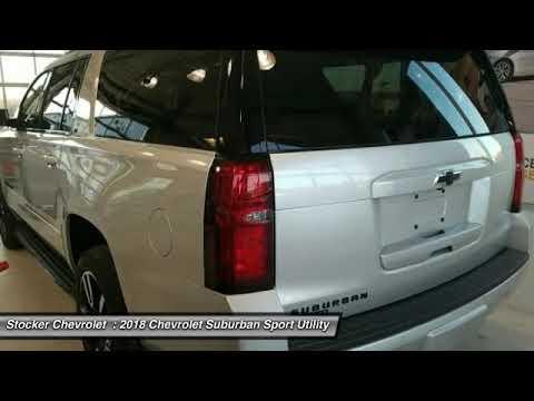 2018 Chevrolet Suburban State College PA 204452. Stocker Chevrolet