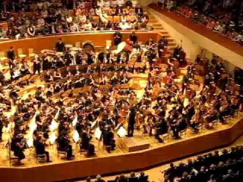Mambo de Bernstein en Madrid. Dudamel. Orquesta Sinfónica de la Juventud Venezolana Simón Bolívar