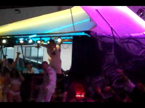 Dancetronauts UNSCRUZ 2010 Strip Ship