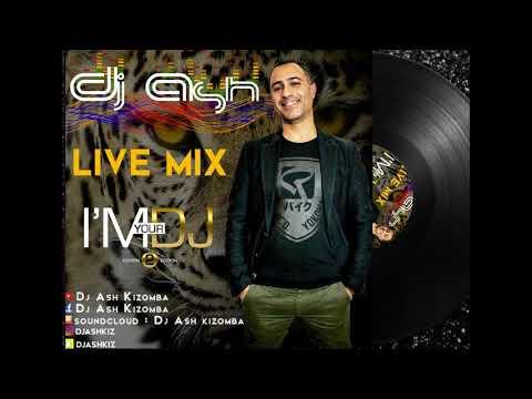 DJ ASH Kizomba - I'M YOUR DJ MIX - Live Recording in Paris - August 2017 [FREE DOWNLOAD]