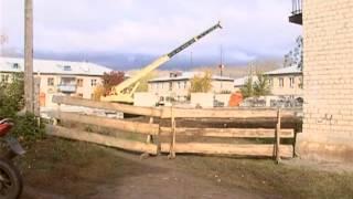 Программа 'Время по компасу' - Строительство дома (04.10.13)