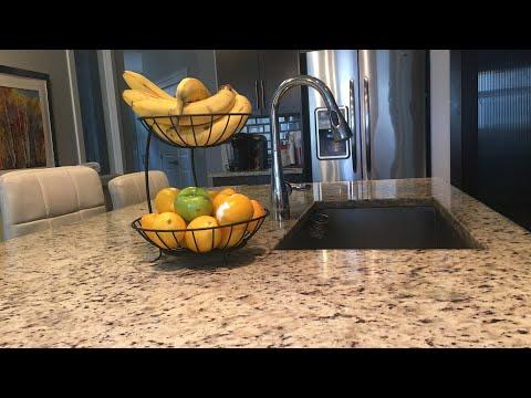 NEW! DIY kitchen island transformation under $60