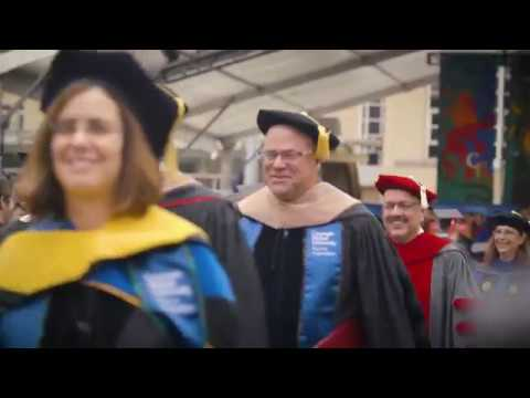 Highlights of Carnegie Mellon University's 121st Commencement Ceremony