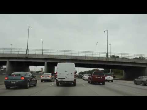 Download Il I 94 Wb And I 90 Wb Dan Ryan Expressway In Chicago Oct