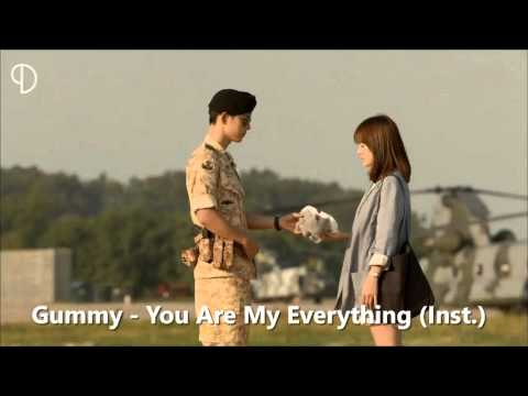 Gummy  You Are My Everything Instrumental