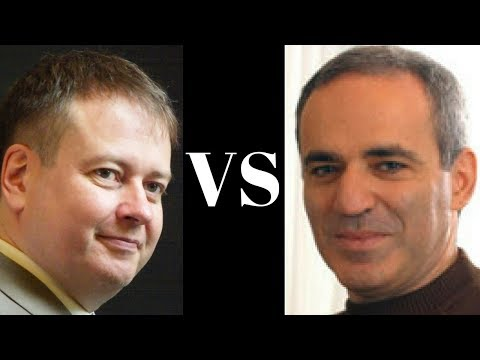 King's Indian Defence: Johann Hjartarson vs Garry Kasparov - Tilburg 1989 - King's Indian Defense
