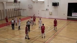 Puhu 2 -  PUS-Basket, 11.12.2016
