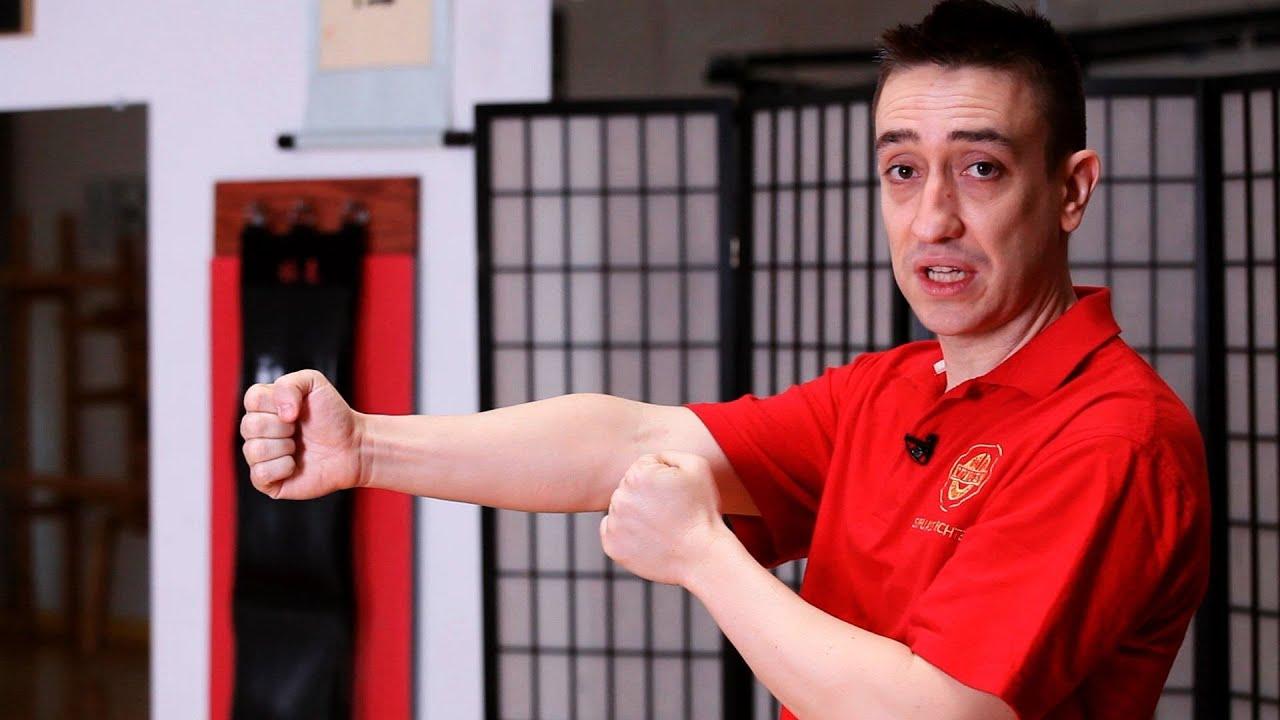 How To Do Lin Wan Kuen Aka Chain Punch Wing Chun Youtube
