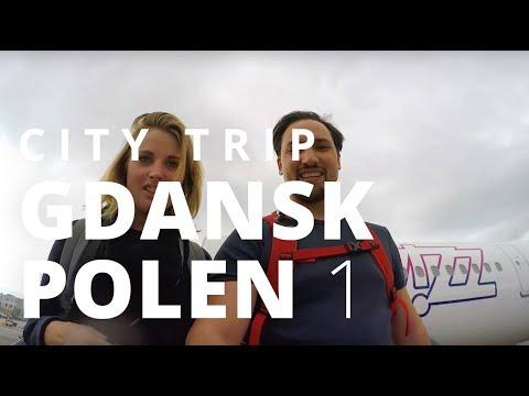City Trip: Gdansk Polen - Dag 1