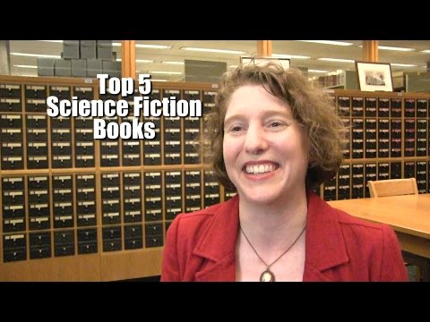 """The List Changes Daily!"": Lynne M. Thomas' Top 5 Sci Fi Books"