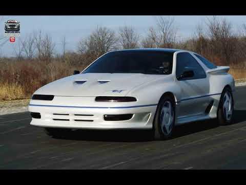 Dodge Daytona Rt Concept 1990 Youtube