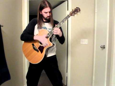 Allegaeon: Greg, an acoustic. and a bathroom