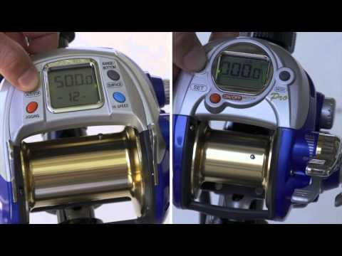 WFT Electra Reels Manual Part 1 (of 4) — Line set-up