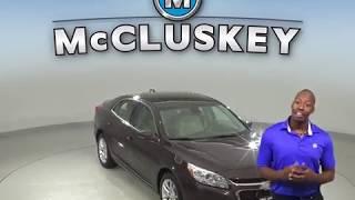A99374JA Used 2015 Chevrolet Malibu LT FWD 4D Sedan Brown Test Drive, Review, For Sale -