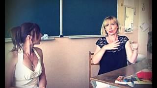 №33 О ГЛУХИХ.Слабослышащая воспитательница в школе-интернат глухих в Симферополе.