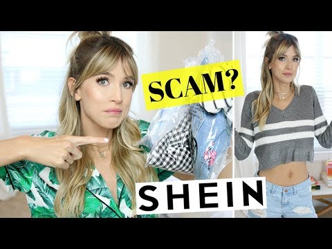 IS IT A SCAM?? || SHEIN TRY-ON HAUL | LeighAnnSays