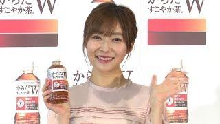 HKT48の指原莉乃が、日本・コカコーラ「からだすこやか茶W」の新C...