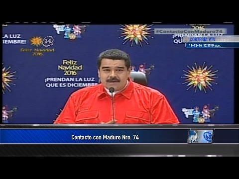 Contacto con Maduro #74