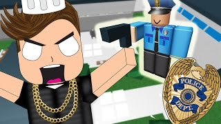 I'M THE BEST GUARD EVER! (Roblox Prison Life)