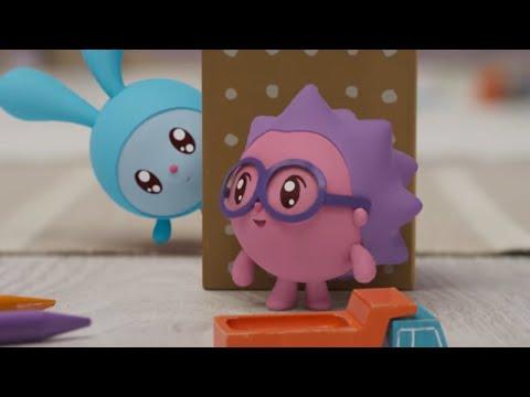 Малышарики - Новые серии - Кошки - Мышки  (168 серия) Мультики 2020