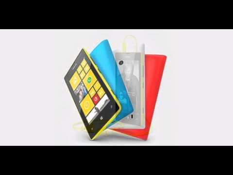 โทรศัพท์มือถือ Nokia Lumia 520
