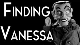 """""""Finding Vanessa: There's a Dead Man in my Trunk"""" 