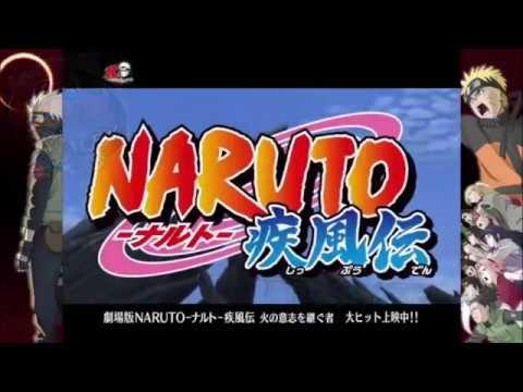Naruto Shippuden — Opening 5 V3 ; Movie Version