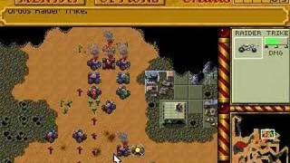 Dune 2: game-footage