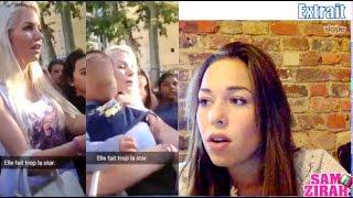 LMLCvsMonde: Jessica ouse avec ses fans? Stéphanie réagit à la vidéo buzz!