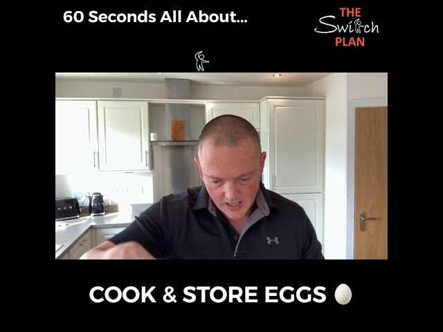 Cook & store Eggs