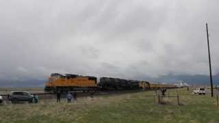 UP 4014 Big Boy: Cheyenne Wyoming